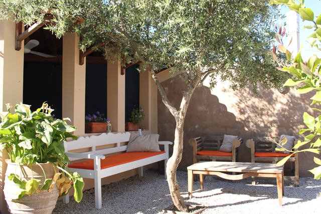 Guesthouse the old kafenion b&b south crete