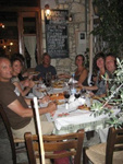 "diner in Sivas at ""Sigelakis"""