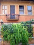 House on the Piazza di Spagna