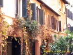 Houses in Trastevere