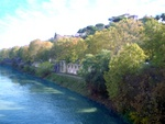 View on the Tiber