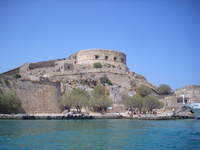 Highlight for Album: Spinalonga